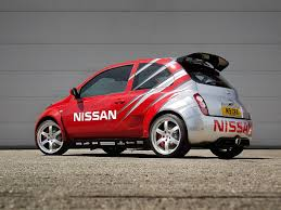 nissan tuner cars nissan micra k12 all racing cars