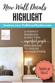 88 best love quotes images on pinterest guest rooms master perfect marriage is two imperfect people wall decals vinyl lettering art master bedroom sticker quote