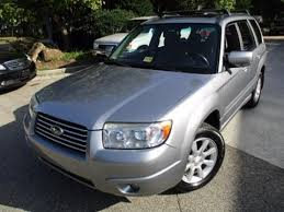 Subaru Forester Rugged Package 2008 Subaru Forester For Sale Carsforsale Com