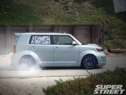 2008 scion xb a wolf in sheep u0027s clothing super street magazine