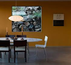 Modern House Dining Room - elegant modern house in arizona jarson residence interior design