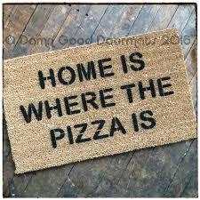 home is where the beer is doormat damn good doormats