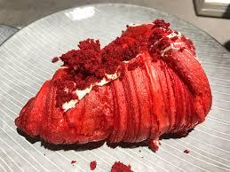 red velvet croissant u2013 foodetc cooks u2013 food recipes and travel