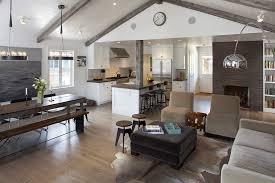 Flooring For Open Floor Plans Open Floor Plan Flooring Living Room Contemporary With Shell