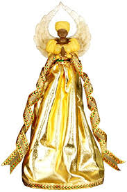 amazon com serenity gold african american christmas tree