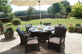 6 Seat Patio Table And Chairs Patio Table And 6 Chairs Patio Furniture Conversation Sets