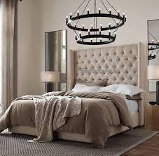 tall bed frame diy frame decorations