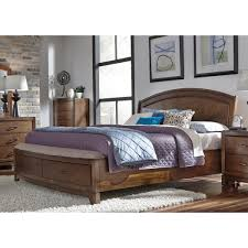 avalon bedroom set liberty furniture avalon iii queen panel storage bed wayside
