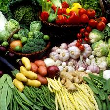 vegetables and fruits picture 27416 rural scenery landscape