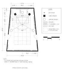 Studio Plans Garage Recording Studio Floor Plans Floor Decoration