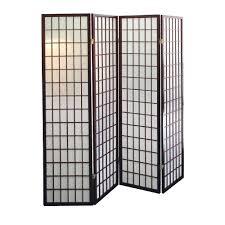 Glass Panel Room Divider Bookcase Room Divider Solid Back Bookcase Room Divider White