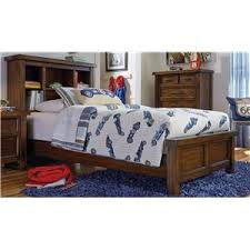 Sorrento Bedroom Furniture Sorrento 2688 Full Bookcase Storage Bed Morris Home Bookcase Beds