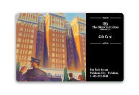 hotel gift card gift cards skirvin