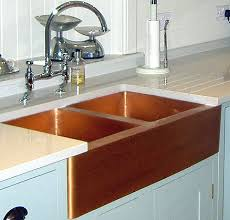 The Way You Do To Clog Your Double Kitchen Sink  SMITH Design - Cooper kitchen sink