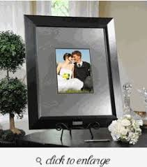 wedding wishes photo frame laser engraved wedding wishes signature frame wedding weddings