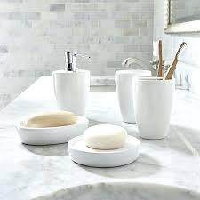 Ceramic Bathroom Accessories Sets White Ceramic Bathroom Accessories Ceramic Bathroom Fixtures