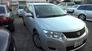 2009 toyota allion a15 g package youtube