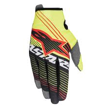 alpinestar motocross gear alpinestars radar tracker gloves jafrum