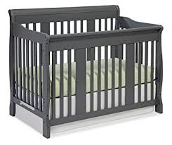 Non Convertible Crib Stork Craft Tuscany 4 In 1 Convertible Crib Gray Baby