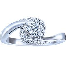 ben moss engagement sets ben moss jewellers 0 45 carat canadian centre diamond 14k
