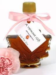 maple syrup wedding favors maple syrup leaf vermont wedding favor