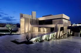 Luxury Exterior Homes - modern large design of the home planner free with white exterior