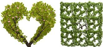 ornamental tree forms created with symmetric brushes figure 8 of 12