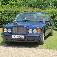 bentley turbo r used bentley turbo r rt long wheel base 34000 miles 6 8 auto for