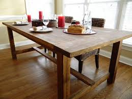 Chairs For Kitchen Table by Great Farmhouse Dining Tables