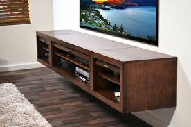 Tv Table Design Wood Wall Mounted Floating Tv Stands Woodwaves