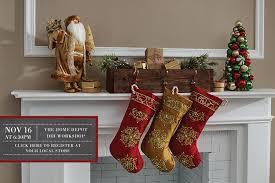 christmas holder the home depot dih workshop christmas holder box