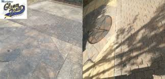 How To Remove Lichen From Patio Driveway Cleaners Maidstone Block Paving U0026 Patio Cleaning
