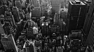 desktop wallpaper hd new york new york city usa black white buildings top view desktop wallpaper