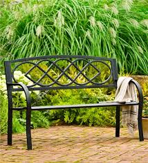 Celtic Garden Decor Celtic Knot Garden Bench Garden Furniture