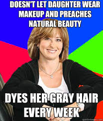 Natural Beauty Meme - image 123228 sheltering suburban mom know your meme