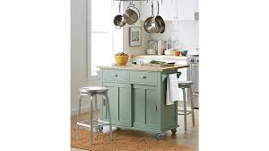Stools For Kitchen Island Spin Swivel Backless Bar Stools And Cushion Crate And Barrel