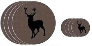 table mats and coasters reindeer table mats and coasters the longest stay