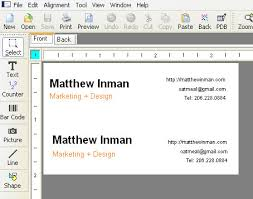 Design Business Cards Print At Home How To Make Awesome Business Cards At Home Matthew Inman