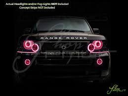 Automotive Led Lights Bulbs by Oracle 03 09 Land Rover Range Rover Led Halo Rings Head Fog