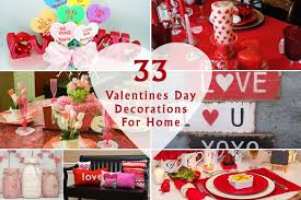 love decorations for the home 33 amazing valentines day decorations for home homeoholic