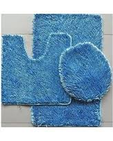 christmas shopping sales on 3 piece shiny soft padded chenille