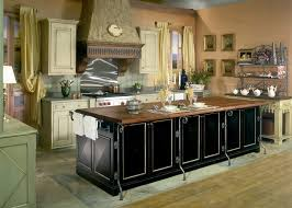 kitchen kitchen center island with seating portable butcher block