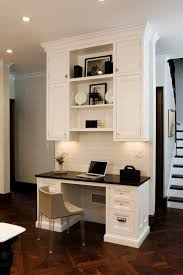 Small Computer Desk For Kitchen Adorable Built In Computer Desk Ideas With Best 25 Small Computer
