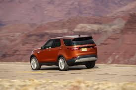 new land rover discovery on the road land rover discovery in depth road test review