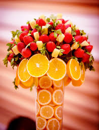 fruit centerpiece cheap wedding centerpieces fruit utilization is becoming a