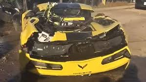 2014 corvette for sale in houston 2016 corvette z06 c7 r is totaled hours after delivery
