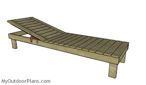 chaise lounge plans myoutdoorplans free woodworking plans and
