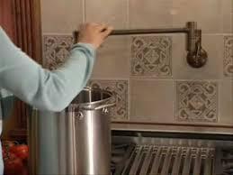 Delta Pot Filler Faucet Moen Showhouse Pot Filler Faucet Youtube