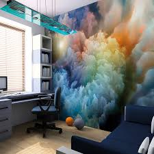 moody clouds wall mural brewster home fashions touch of modern moody clouds wall mural