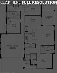 25 more 3 bedroom 3d floor plans simple nigerian luxihome